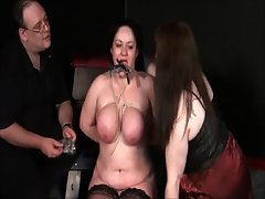 Matured Nance Slavegirls Unnatural Punishment