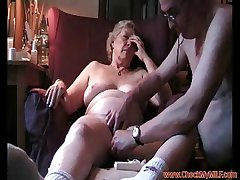 Mature MILF fucking will not hear of hubby - CheckMyMILF.com