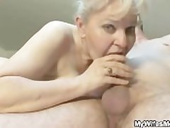 She sucks with the addition of fucks say no to daughter in law