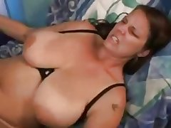 full-grown big natural breast fucked