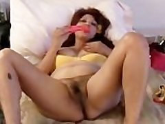 Chubby mature latina amateur