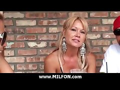 Pursue together with fucking super titillating milf 8