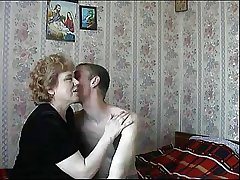 Russian housewife almost cam