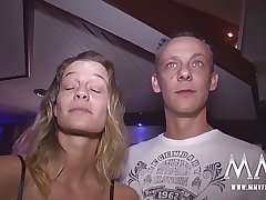 MMV Films Mature and Teen German swinger party